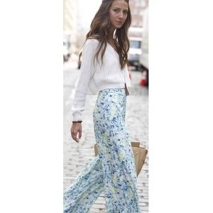 """Lover + Friends """"Willow"""" Floral Wide Leg Pant"""
